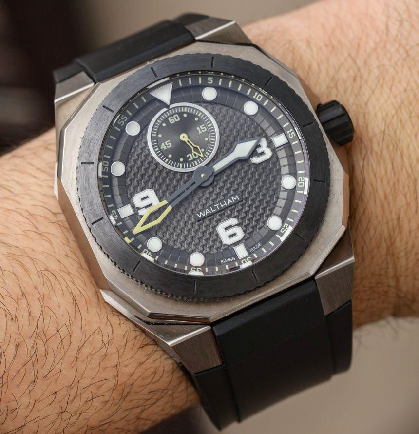 Waltham Aeronaval Xa Pure Watch Review Ablogtowatch Watches Mens Casual Watches Watches For Men