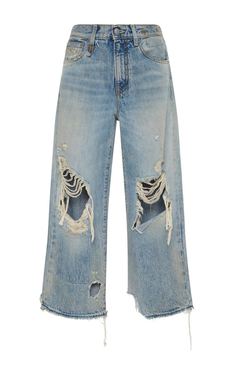Jeans On Cropped Moda By Leyton Now Camille Available R13 Operandi gpx1w0 d4622dbfa23