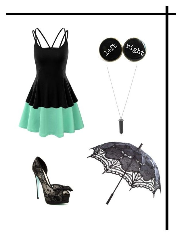 """""""Untitled #64"""" by stina2000 ❤ liked on Polyvore featuring Karen Kane, Doublju, Betsey Johnson, women's clothing, women, female, woman, misses and juniors"""