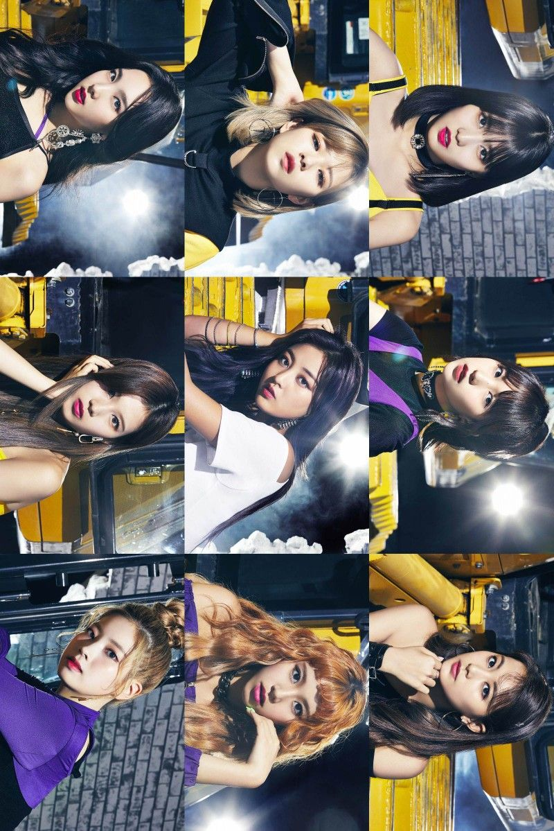 TWICE #BDZ : TWICE JAPAN 1st ALBUM『BDZ』 2018 09 12 Release