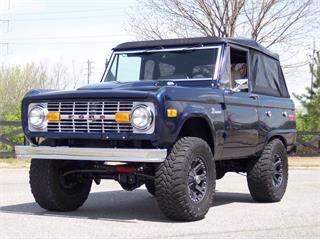 1976 Ford Bronco Ii For Sale Classiccars Com Cc 658355 Ford Bronco Bronco Ii Ford Bronco Ii