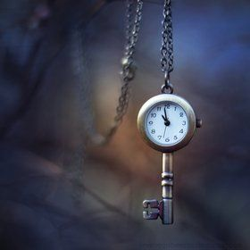 Time is the key!