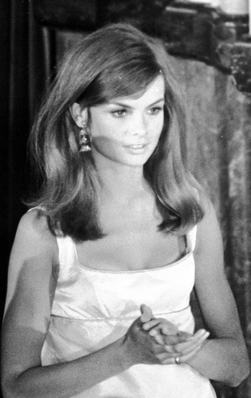 Jean Shrimpton ,1967