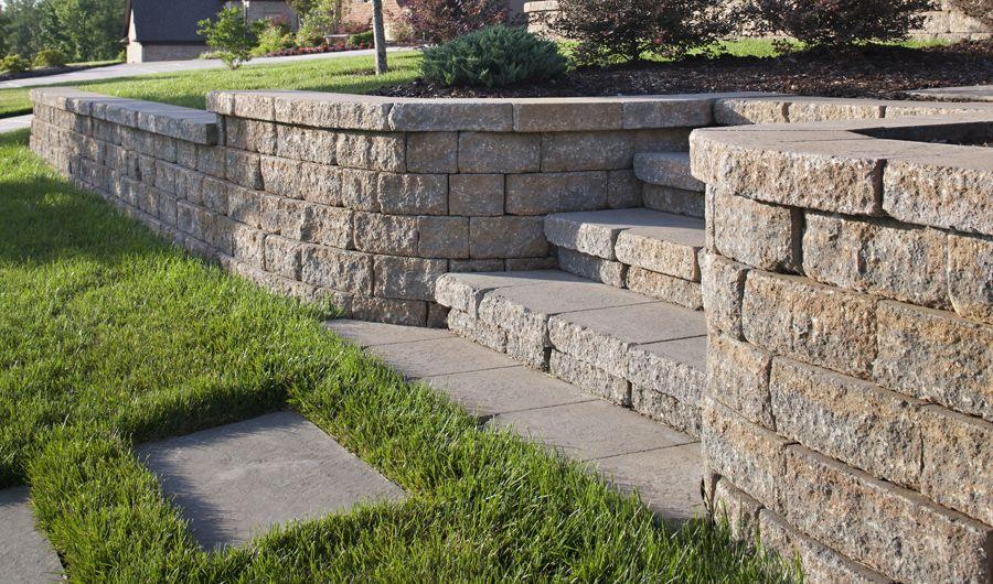 Retaining Walls, Monroe, North Carolina, NC Retaining