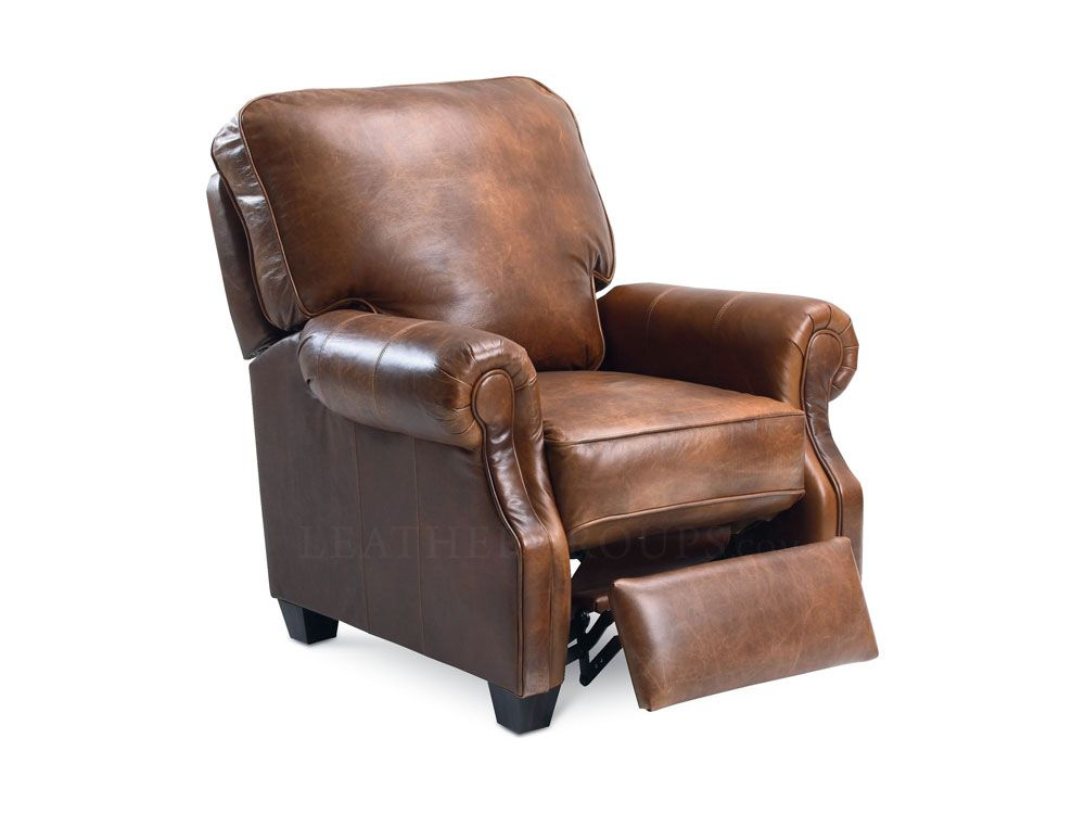 Miraculous Leather Recliner Chairs Emerson Leather Recliner Chair By Download Free Architecture Designs Scobabritishbridgeorg