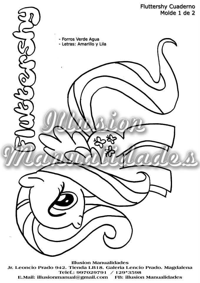 Fluttershy 2 | *moldes | Pinterest | Little pony, Pony y Fluttershy