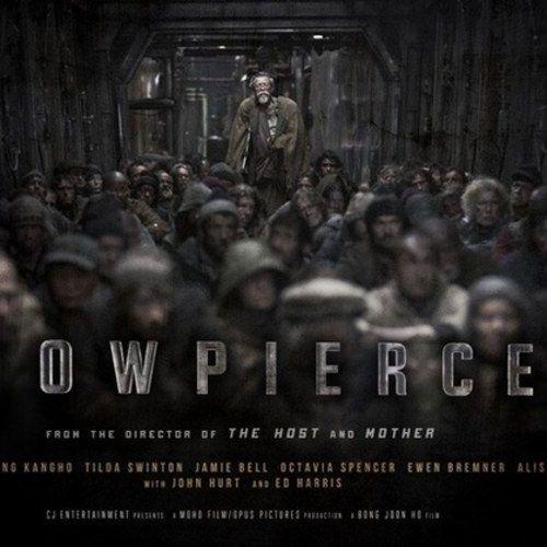 Snowpiercer International Quad Poster - Director Joon-ho ...
