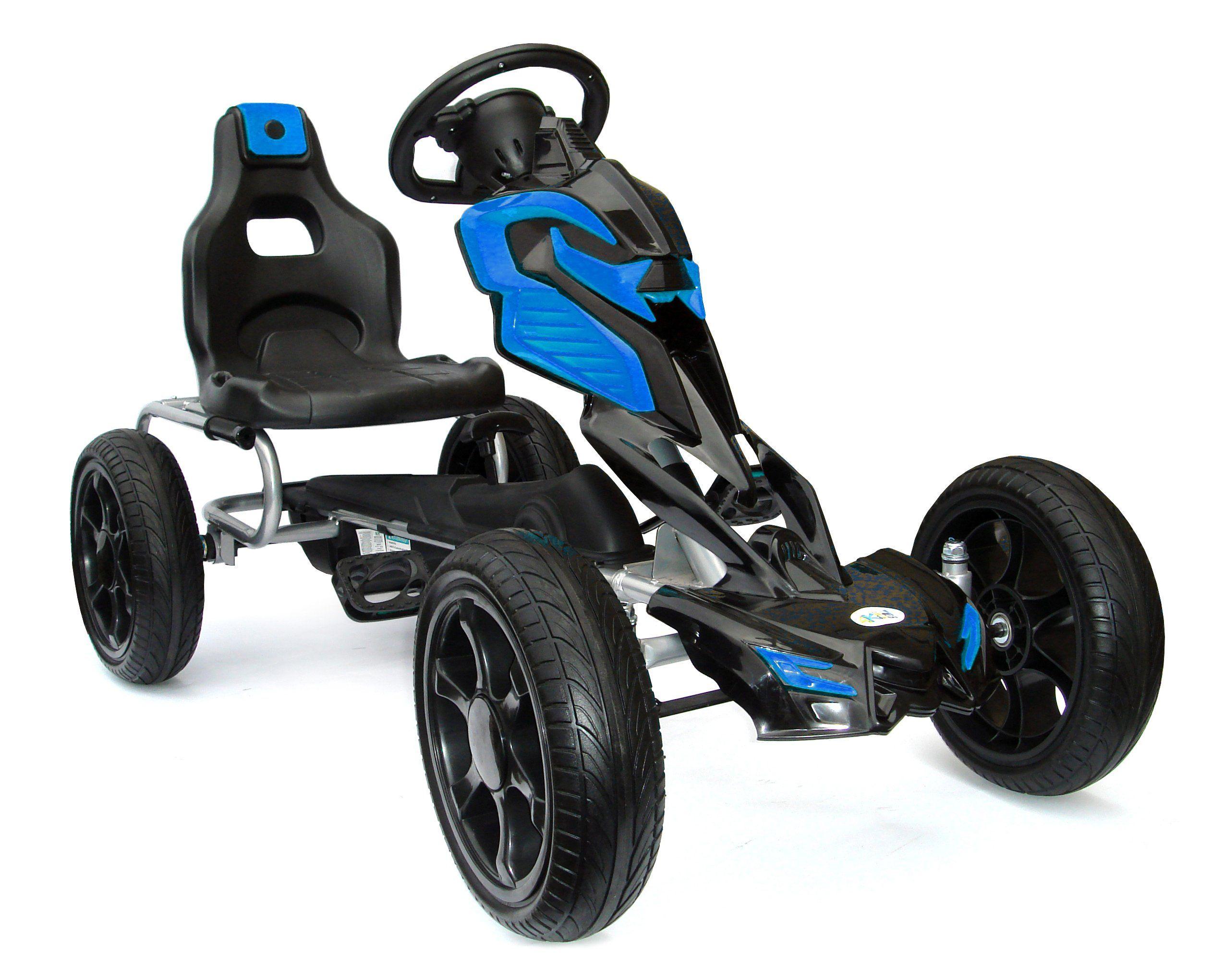 Gokart Na Pedaly Scout Do60kg 5 12lat Powystawowy 6896819023 Oficjalne Archiwum Allegro Go Kart Kids Go Cart Kids Ride On