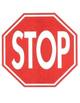 Stop and Go Signs | Printables: Ideas & Resources ...