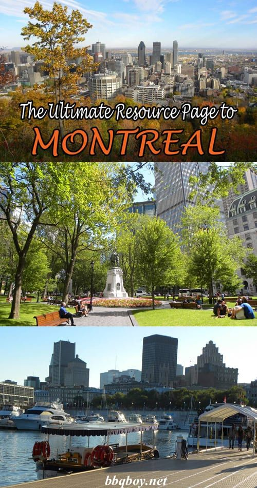 I lived in Montreal over 30 years and have written tons on the city. This post includes Guides and everything you ever need to plan your visit to Montreal. #bbqboy #Montreal #Canada #travel