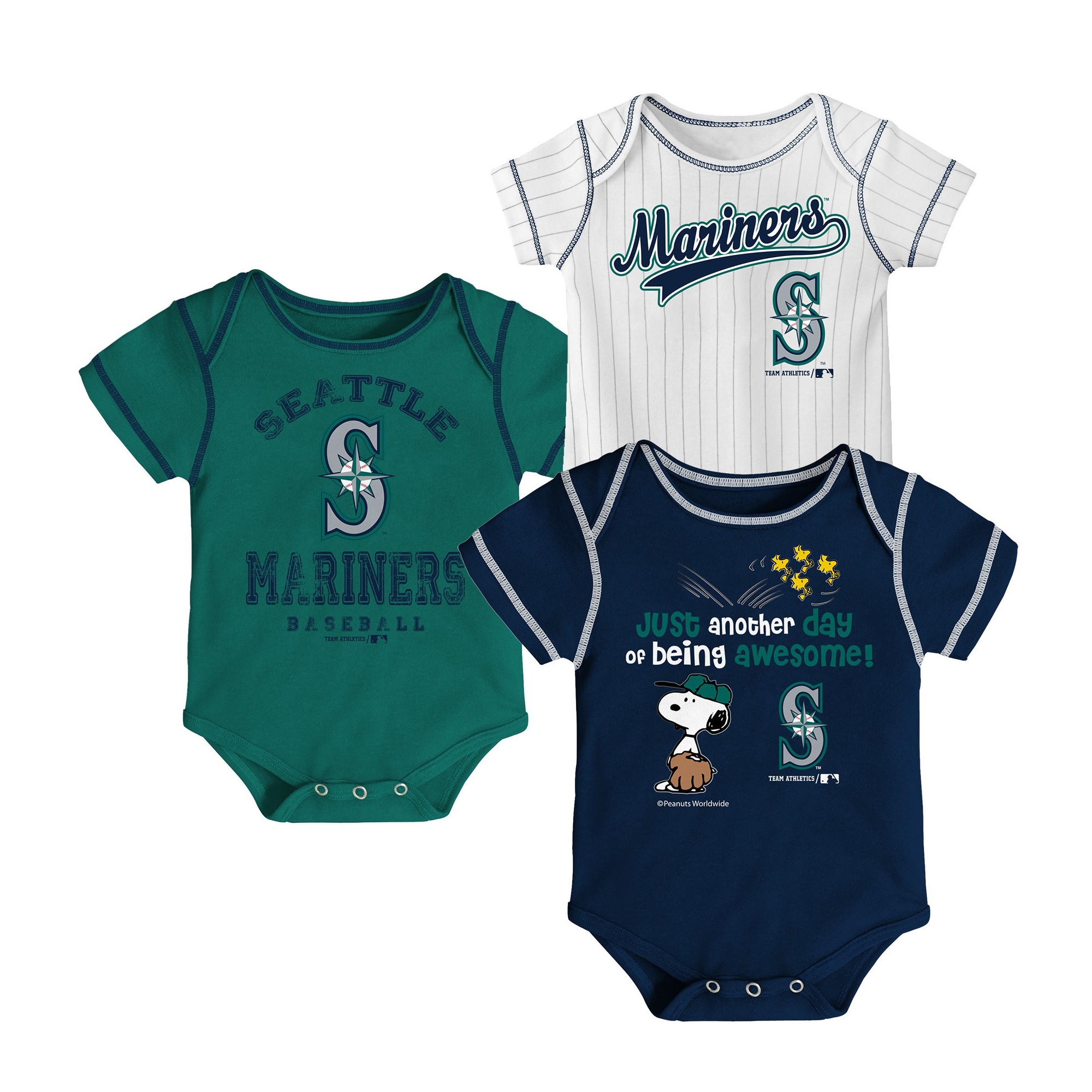 NFL Baby-Boy Short Sleeve Team Bodysuit