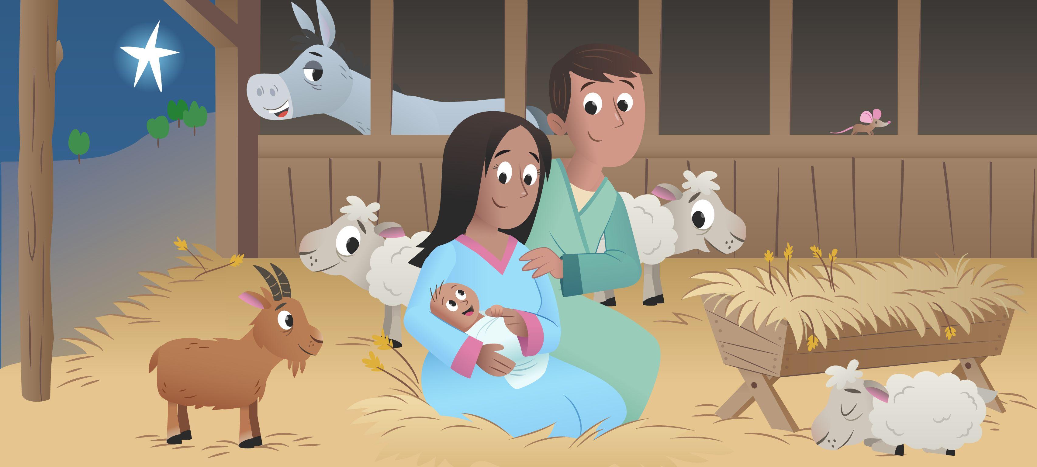 "Celebrate Jesus' Birth with ""The Christmas Story"" Plan"