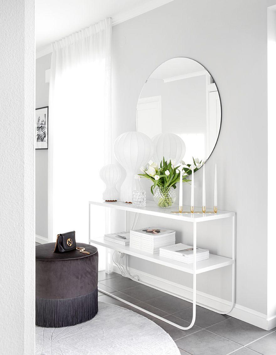 Corner hallway storage cabinet  Pin by TiinaMari Murtovaara on Home Deco u Design  Pinterest