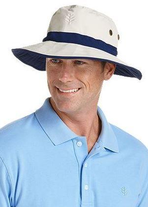 e788f3a8c0 Coolibar Men s Bucket Sun Hats UPF50+