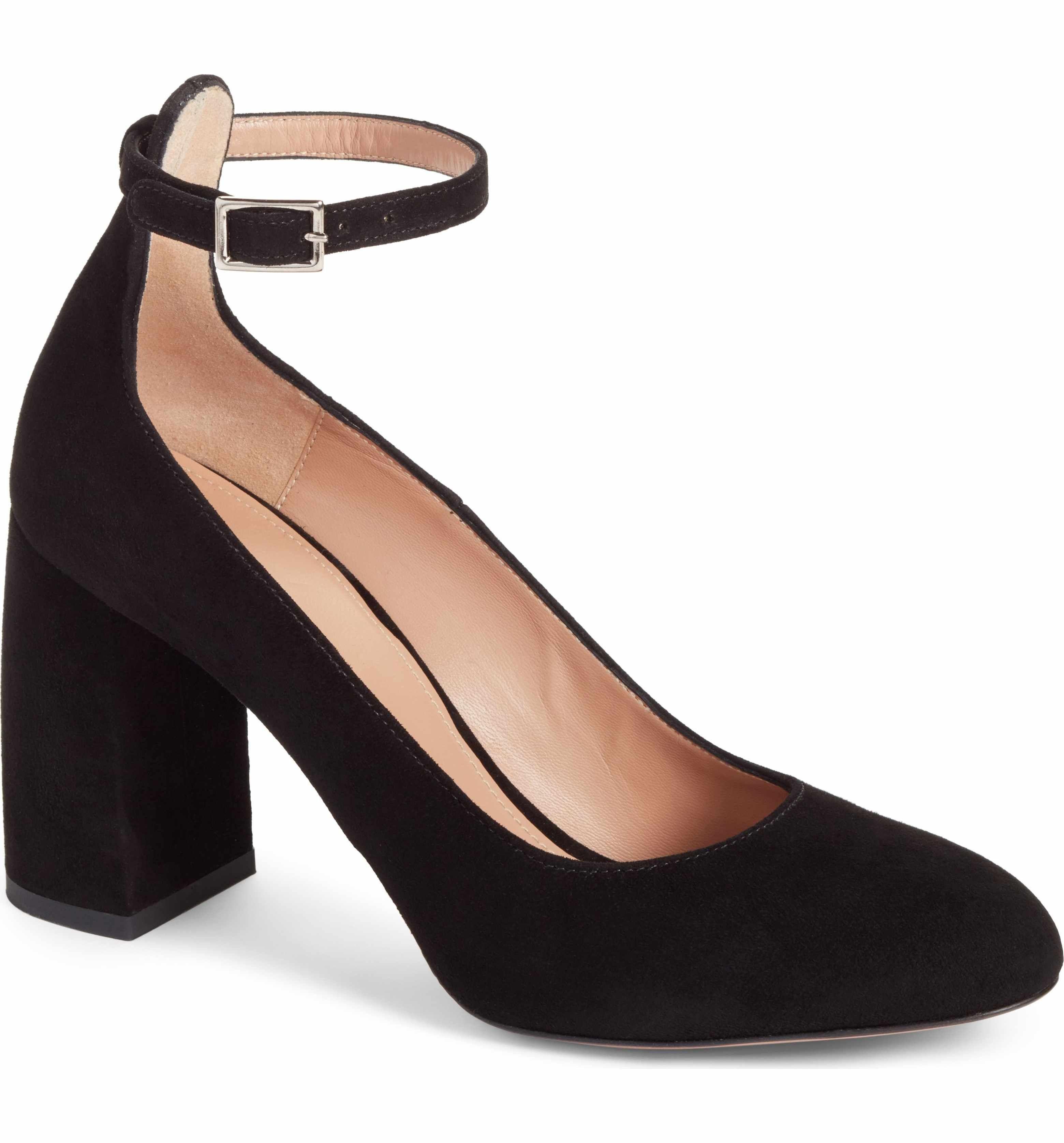 Style Co. Womens Seleste Open Toe Ankle Strap Classic Pumps Black Size 8.0 P