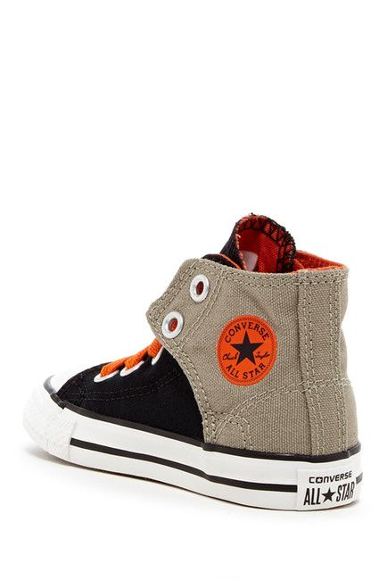 a9736e5c088b Converse Chuck Taylor Easy Slip High Top Sneaker (Baby   Toddler ...