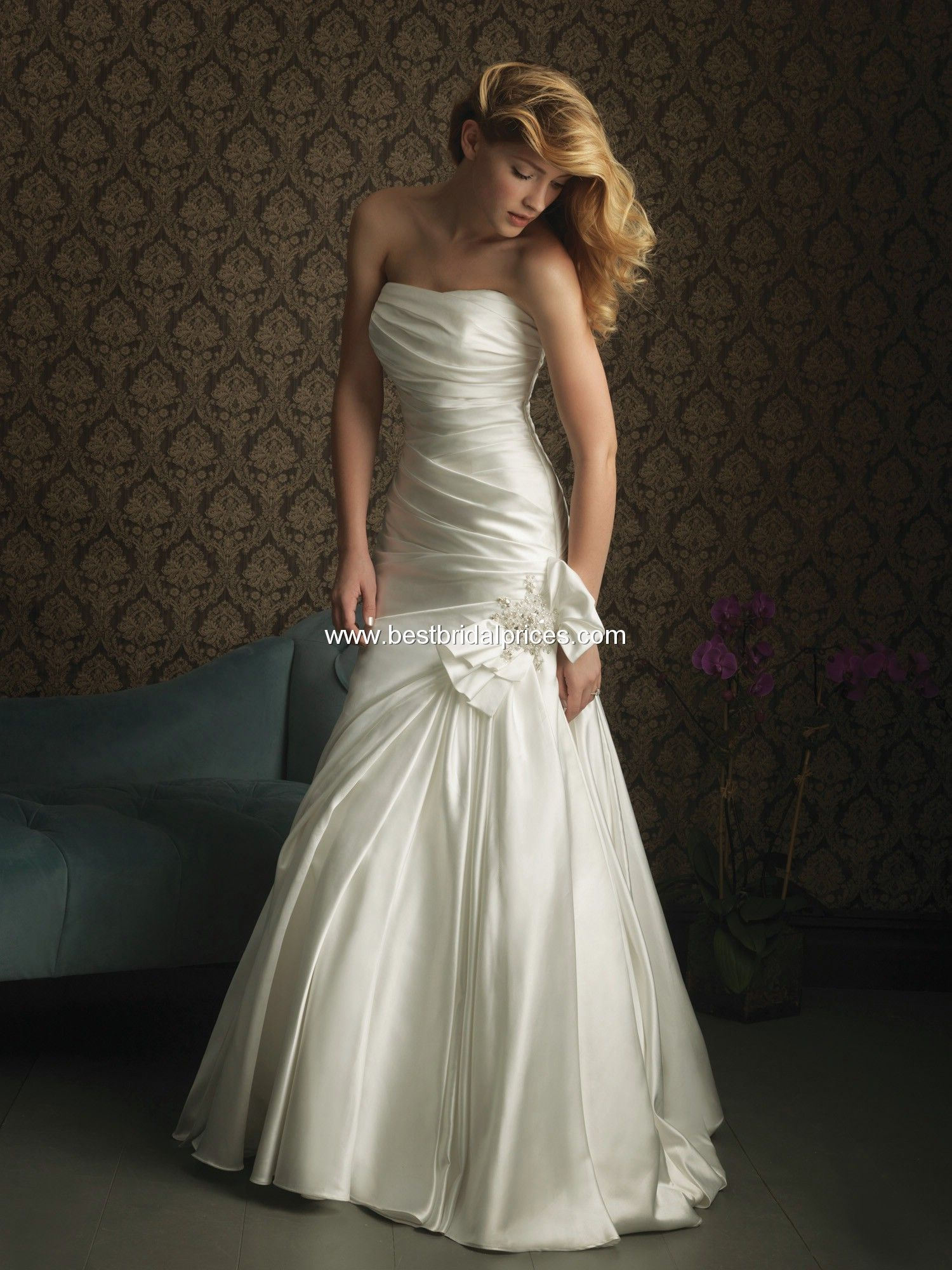 Allure wedding dresses style the planner pinterest