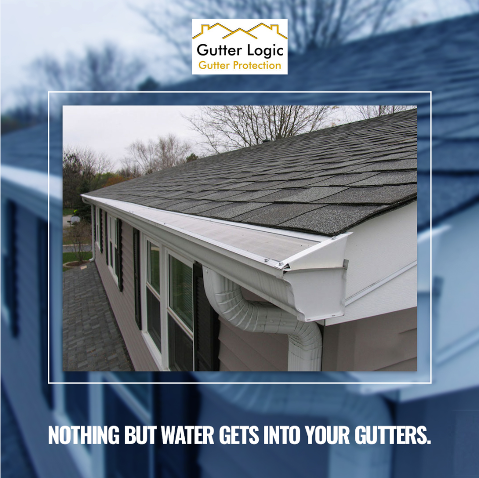 Did You Know That The Gutterdome Name Comes From Its Innovative Dome Shape This Keeps Debris From Piling On Top Of Your Gutter Protection Gutter Gutter Guard