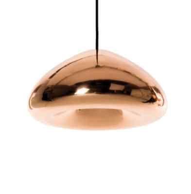 Tom Dixon Glass Restaurant Pendant Ceiling Lighting Lampshade Living Chandelier Metal Pendant Light Tom Dixon Pendant Light