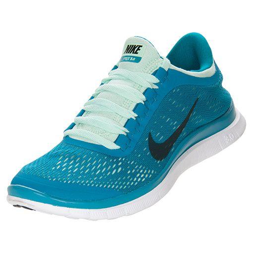 Nike Free 3.0 V5 Womens Tropical Teal Black Green White