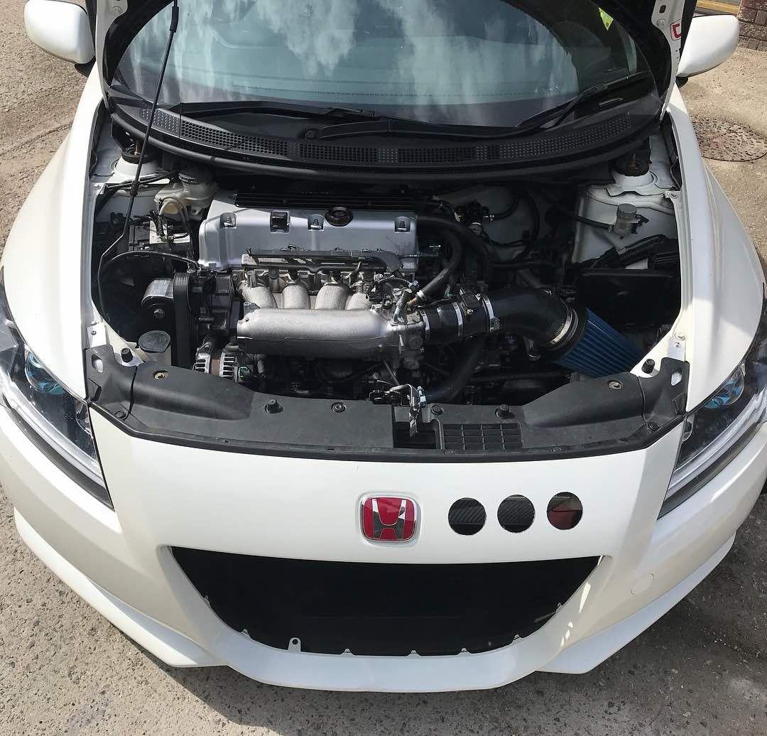 Honda Cr Z K Swap