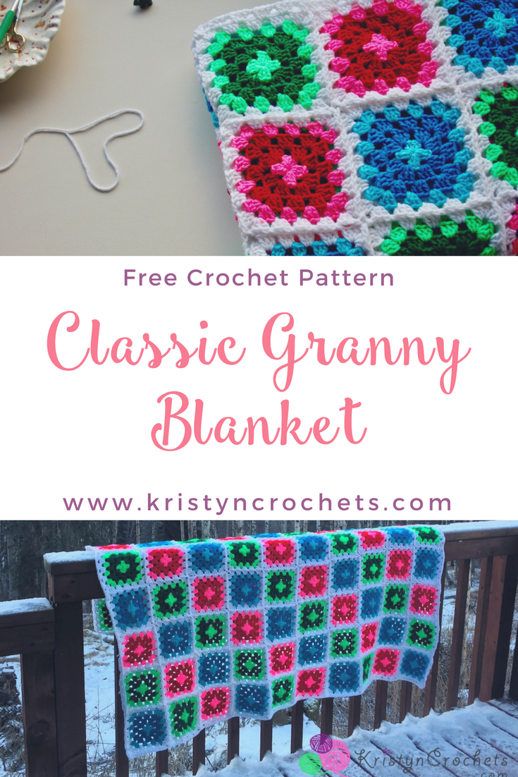 This an easy free crochet blanket pattern. Great for beginners ...