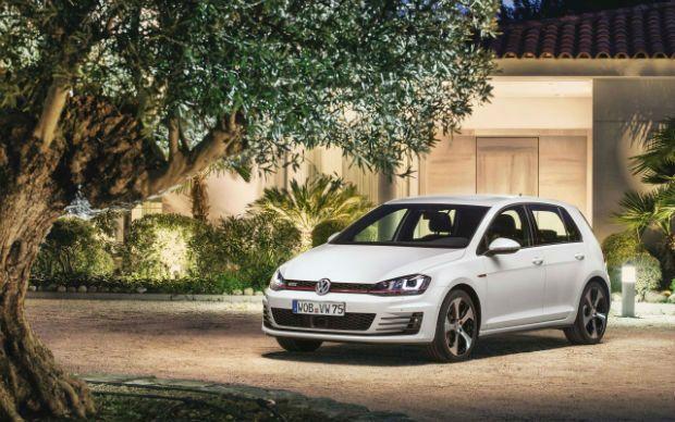 Volkswagen Golf Gti 2014 Wallpaper Volkswagen Golf Volkswagen