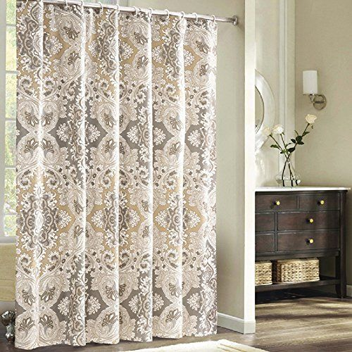 Ufaitheart Romes Life Pattern Fabric Shower Curtain Liner 72 X 78
