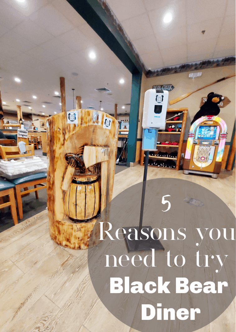 5 Reasons You Need To Try Black Bear Diner Black Bear Travel Eating Food From Different Countries