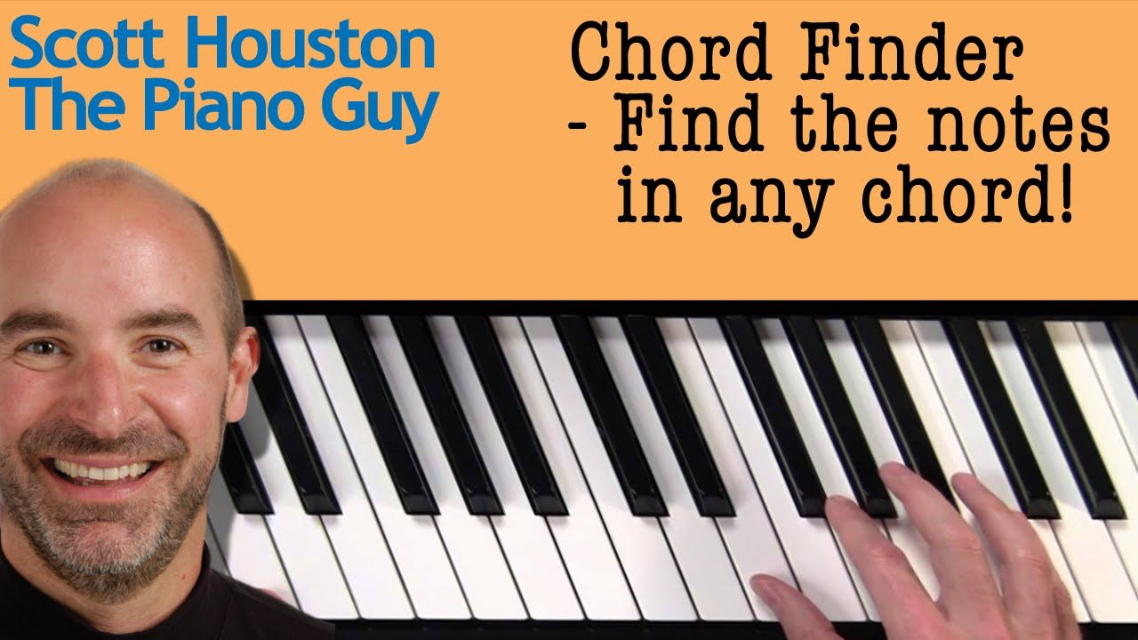 Chord Finder - Piano Lessons | Performance-Piano Lessons