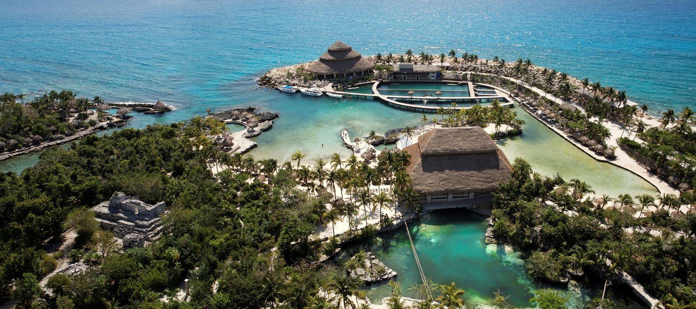 Parque eco turístico Xcaret cumple 25 Años - ReporteLobby
