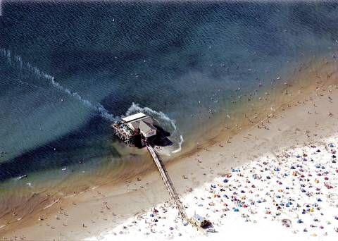 Nordfriesland Sankt Peter Ording Strand Deutschland Die Schonsten Strande Camping Nordsee