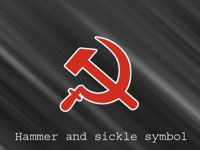 The Hammer And Sickle Is A Part Of Communist Symbolism And Its Usage