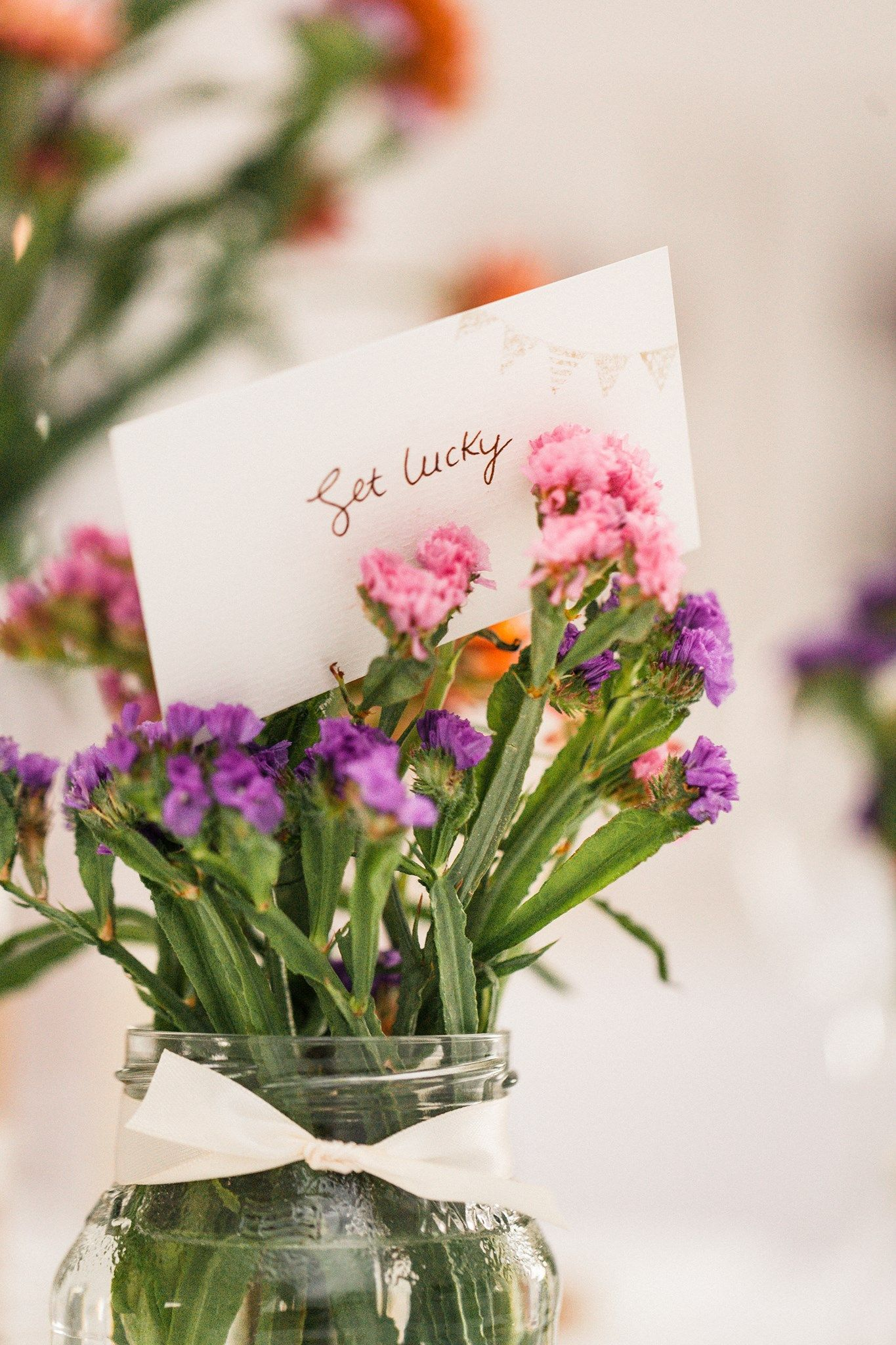Vintage DIY Decoration kraft paper wedding flowers Blumen