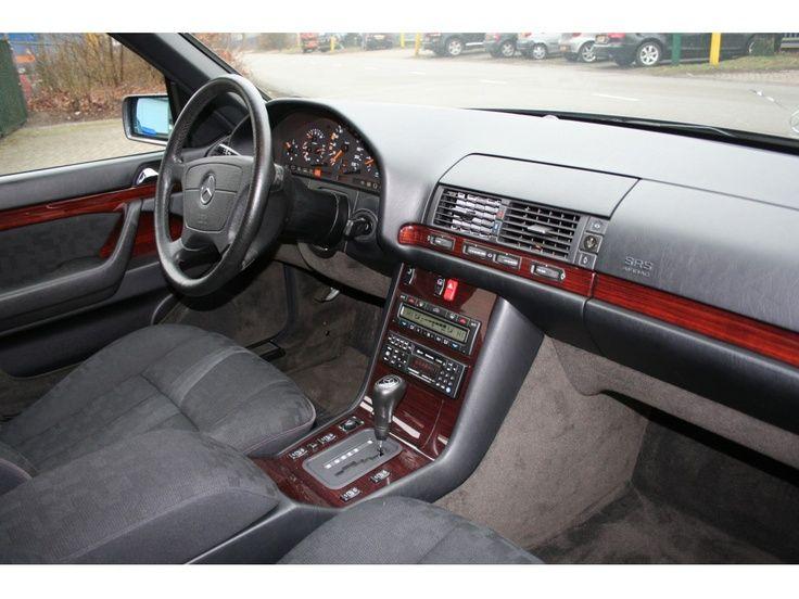 Awesome Mercedes Voorraad Verkocht Mercedes Benz S350 Td W140