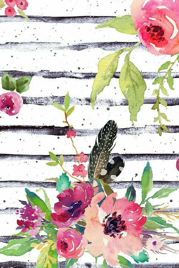 Pin by Fiona Chiang on Pattern Floral wallpaper, Iphone