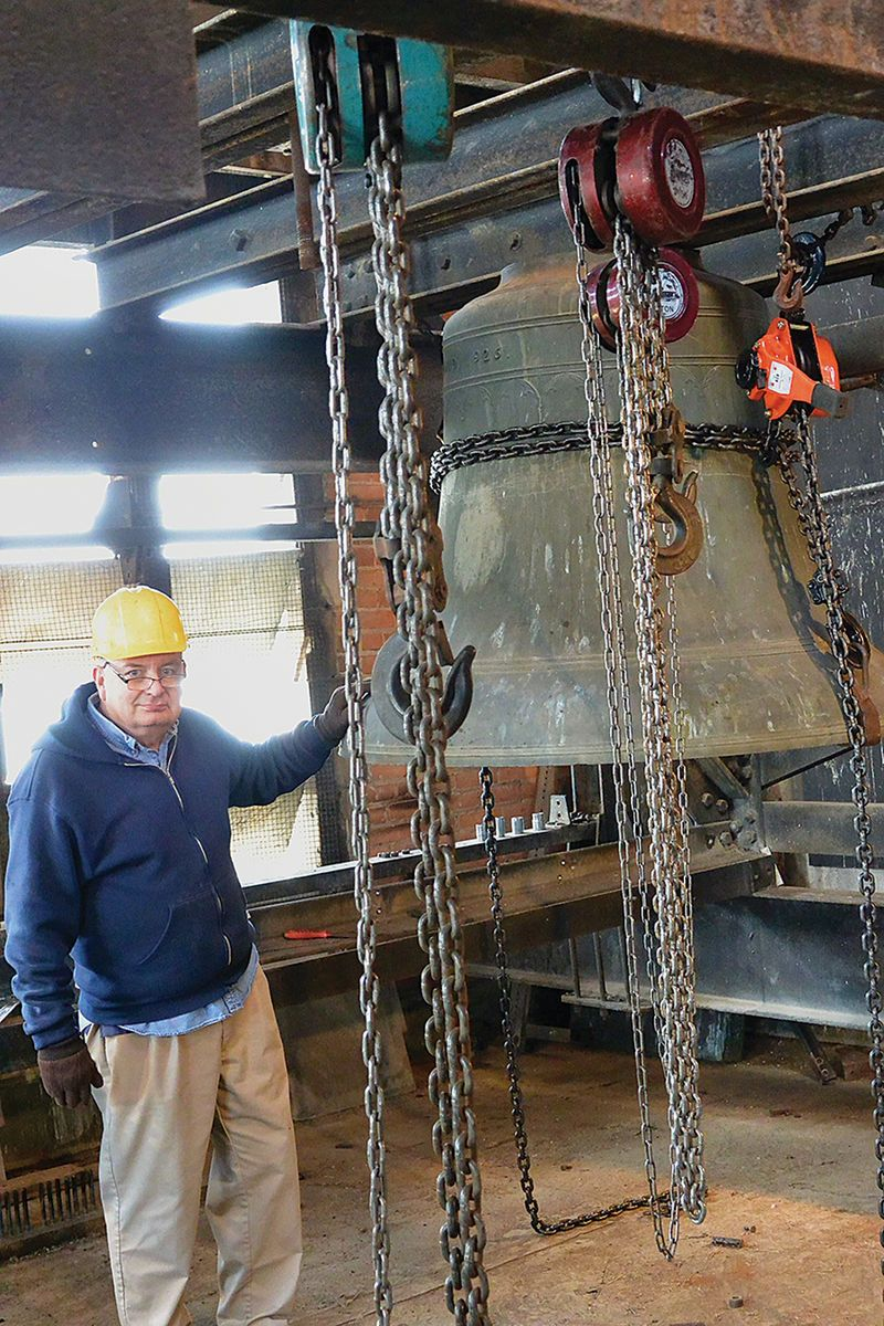 Time Takes Its Toll On Church Bells With Images Church