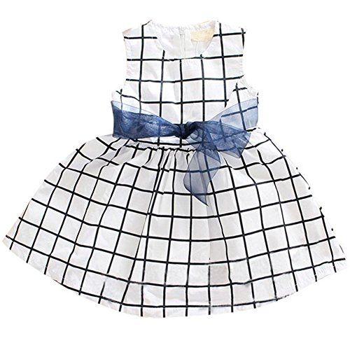 Fairy Season Cute Baby Toddler Girl Kids Cotton Top Bowknot Plaid Dress Outfit Clothes 6-9 Months Itaar http://www.amazon.com/dp/B00RLDIQD2/ref=cm_sw_r_pi_dp_cdfcxb0N1ZVXQ