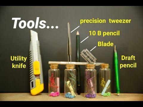 (4) Craft your name on pencil | microart | handmadegift - YouTube