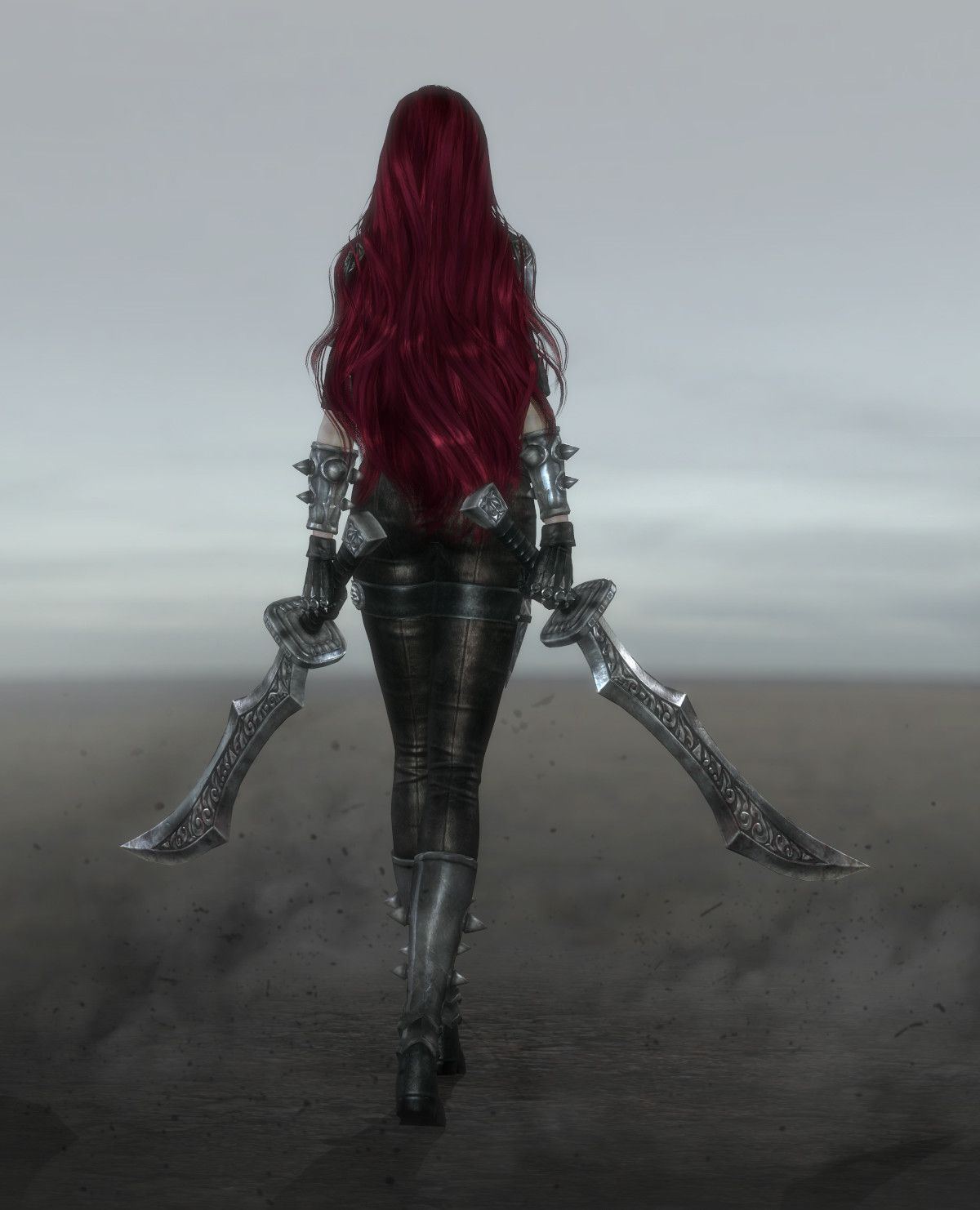 Photo of Katarina the sinister blade – League of Legends, Yoonjoo Park