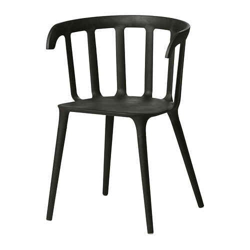 black furniture ikea. IKEA PS 2012 Armchair Black Furniture Ikea R