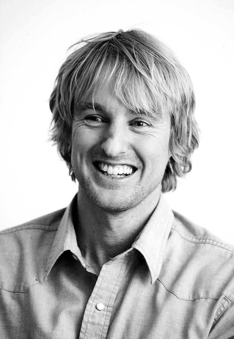 Owen Wilson. I love him and his brothers in Bottle Rocket. It's one of my favorite comedies ever..