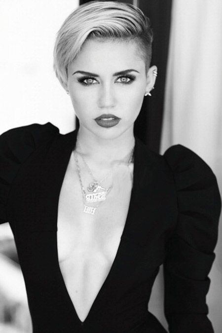 Celebrities With Short Hair Women Short Hairstyles Short Haircuts
