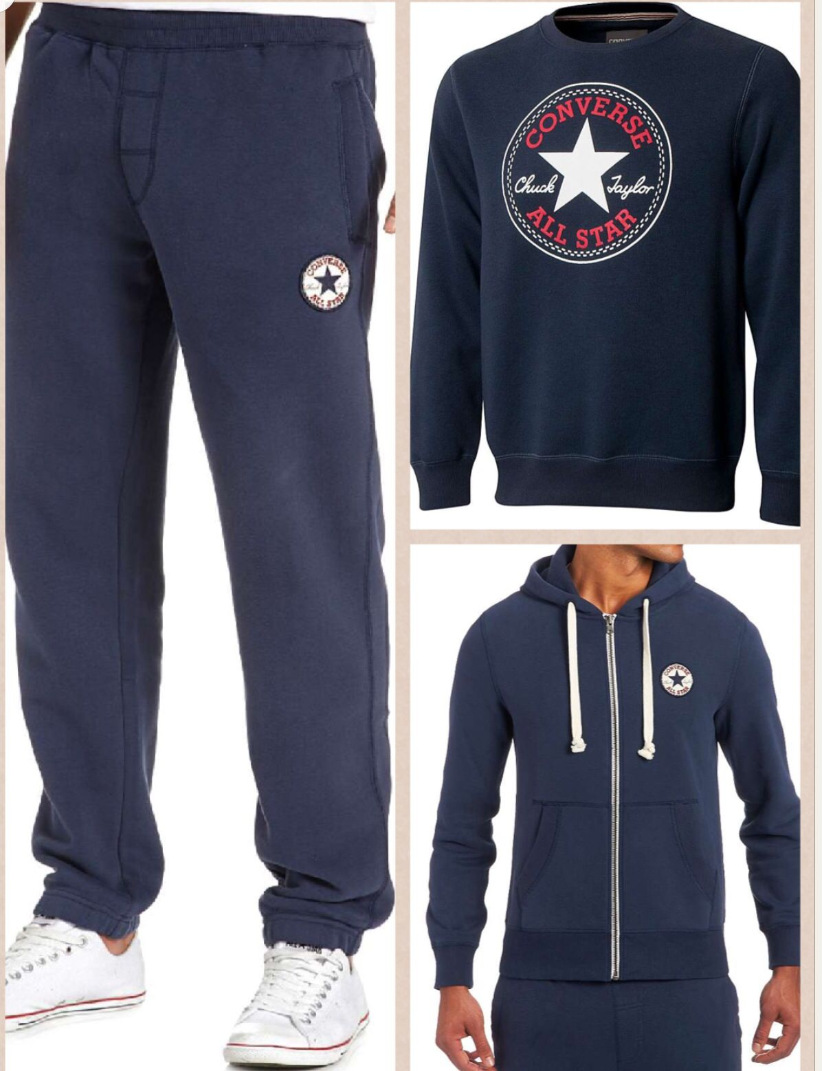 promo codes timeless design new arrival Converse tracksuit in 2019 | Converse tracksuit, Gents ...