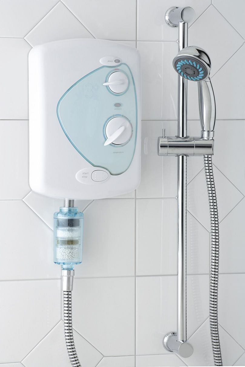 painting of have the best shower filter for hard water to achieve rh pinterest com
