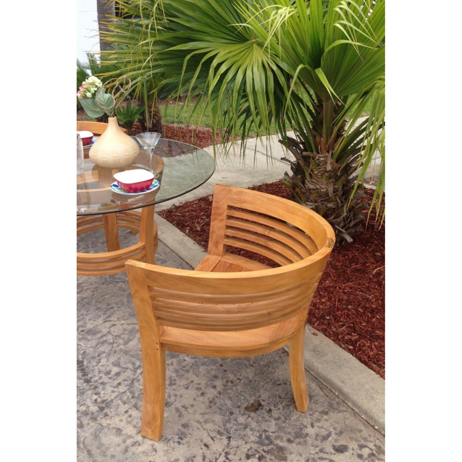 Patio Garden Patio Dining Chairs Outdoor Furniture Chairs