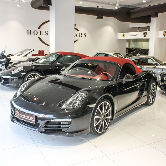 Porsche Boxster S 2017 17 000 Kms Pdk Warranty 229 95 Aed Cars