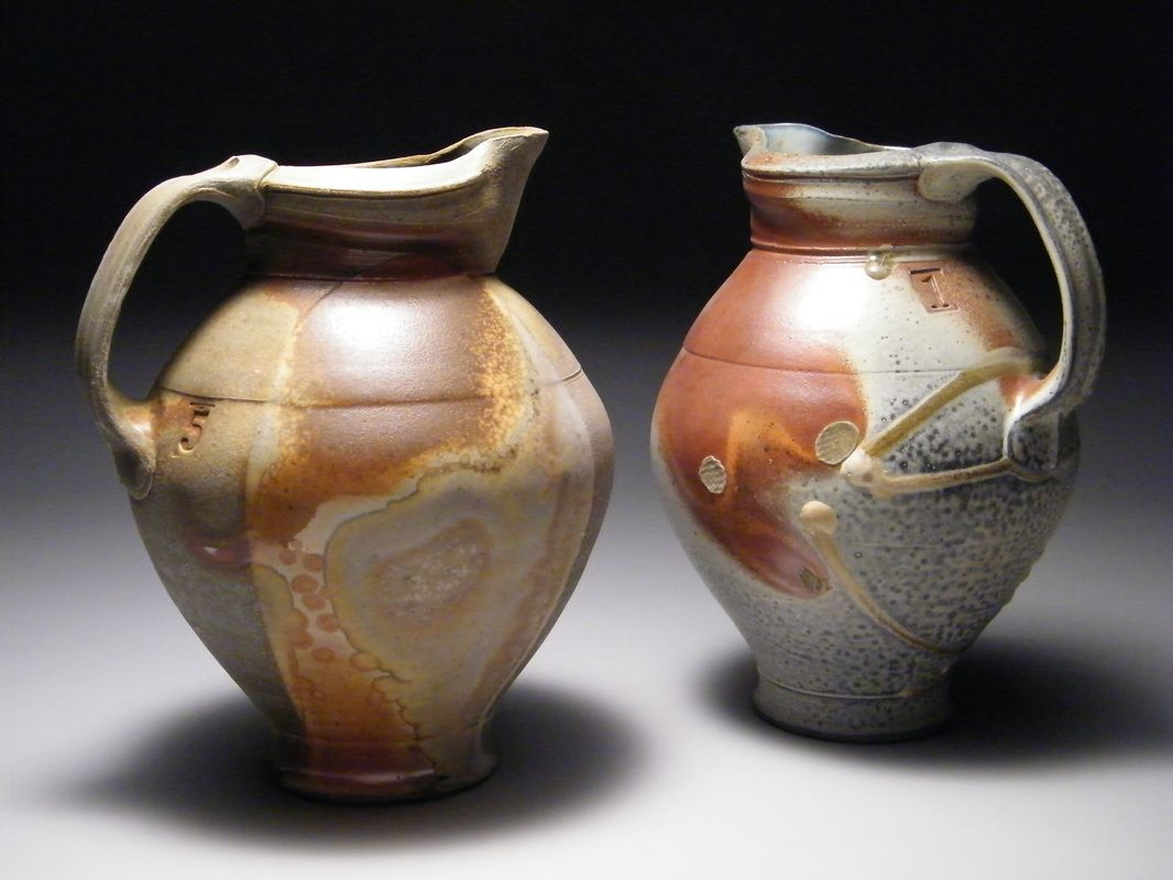 Water Pitcher Ceramic The Work Tim Sherman Other Pots In 2019 Pottery