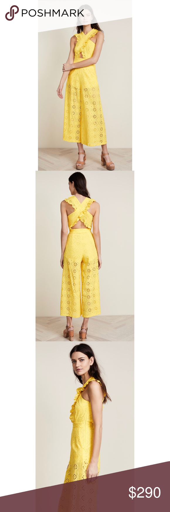 d34246286eb Alice McCall Limonada Jumpsuit Worn 1x for a couple hours at a baby shower.  Australian