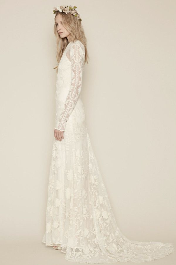 The Exquisite 2014 Collection from Rue de Seine - Chic Vintage Brides